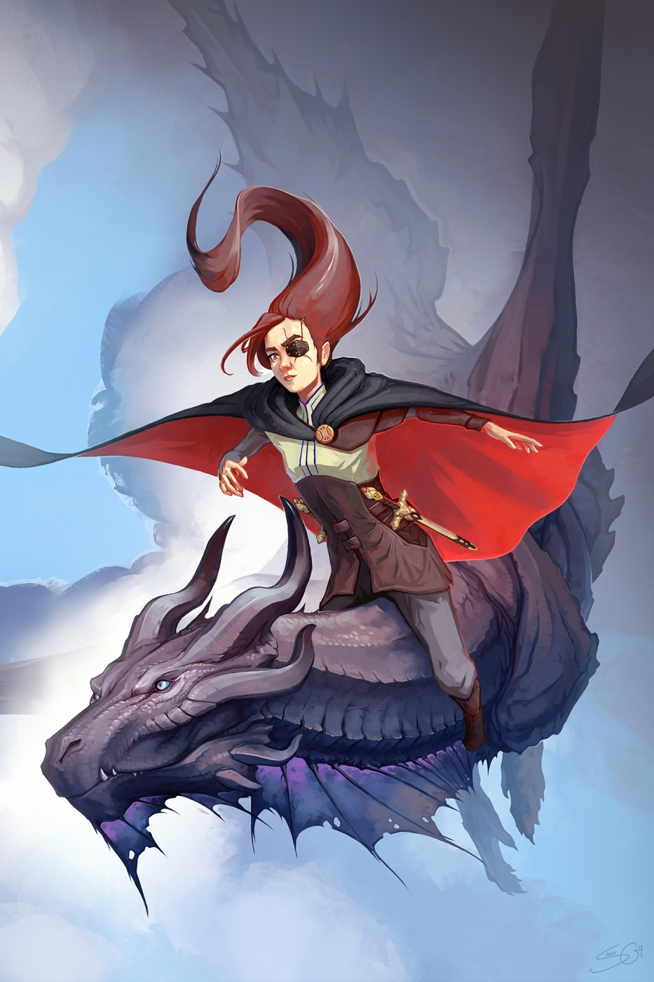 Dragon Assassin Scholastic